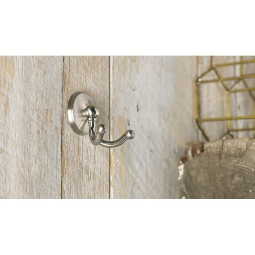 Richelieu BP7902195 Transitional Metal Hook, Brushed Nickel Finish