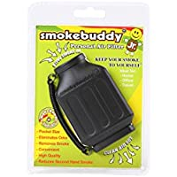 Black smokebuddy Jr Personal Air Filter