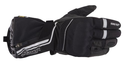 Alpinestars Jet Road Gore-Tex Waterproof Textile Gloves Black S/Small