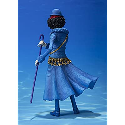 Bandai 17747–One Piece 5651820th Diorama–Figuarts Zero–Brook: Toys & Games