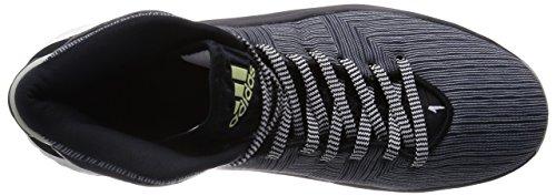 Adidas Men's D Rose 5 Boost , BLACK/GREY/WHITE, 10.5 M US
