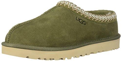 UGG Men's Tasman Slipper, Moss Green, 10 M US (Green Men Uggs)