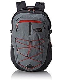 North Face Borealis Hiking Backpack One Size Sedona Sage Grey Asphalt Grey