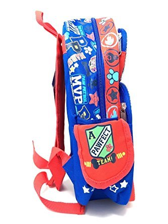 Nickelodeon Boy's Paw Patrol 12'' Inches Backpack Brand New - Licensed Product