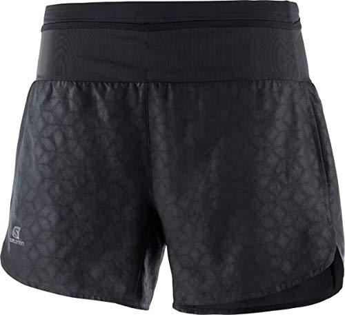 - Salomon Women's Xa Short, Black, Large