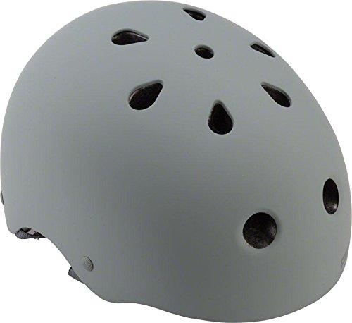Pro-Tec Classic Certified Skate Helmet, Matte Grey, (Classic Skate Helmet Matte)