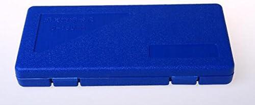 /50/mm//0,02/mm TDP-150 hecho de acero al carbono Calibre de profundidad con escala vernier
