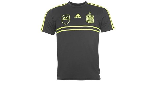 Camiseta España 2ª -Replica- 2014: Amazon.es: Deportes y aire libre