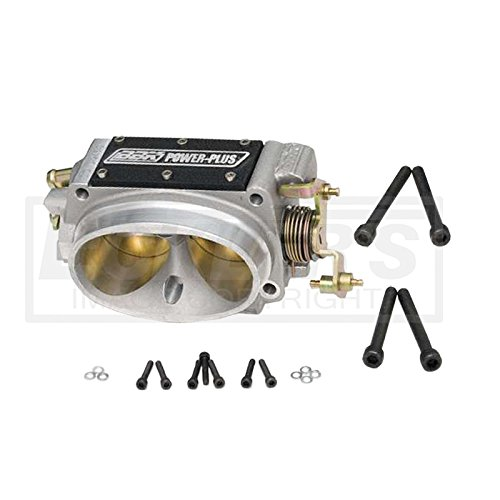 Eckler's Premier Quality Products 33-153937 - Camaro BBK Throttle Body, Power-Plus Series 52mm,Tuned Port 305, 350