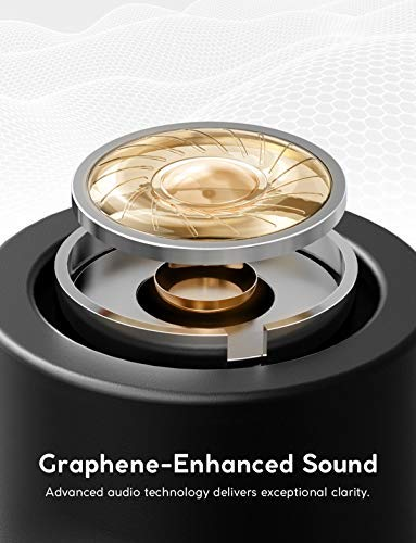 True-Wireless Headphones, ZOLO Liberty [Upgraded] 8-Hour Playtime (100 Hours with Charging Case), Bluetooth 5 Bluetooth Earbuds with Graphene Driver Technology, IPX5 Sweatproof, Handsfree Stereo Calls by Zolo (Image #2)