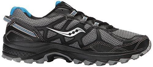 Saucony Running Excursion blue Men's Shoes Tr11 Black 08f7q0w