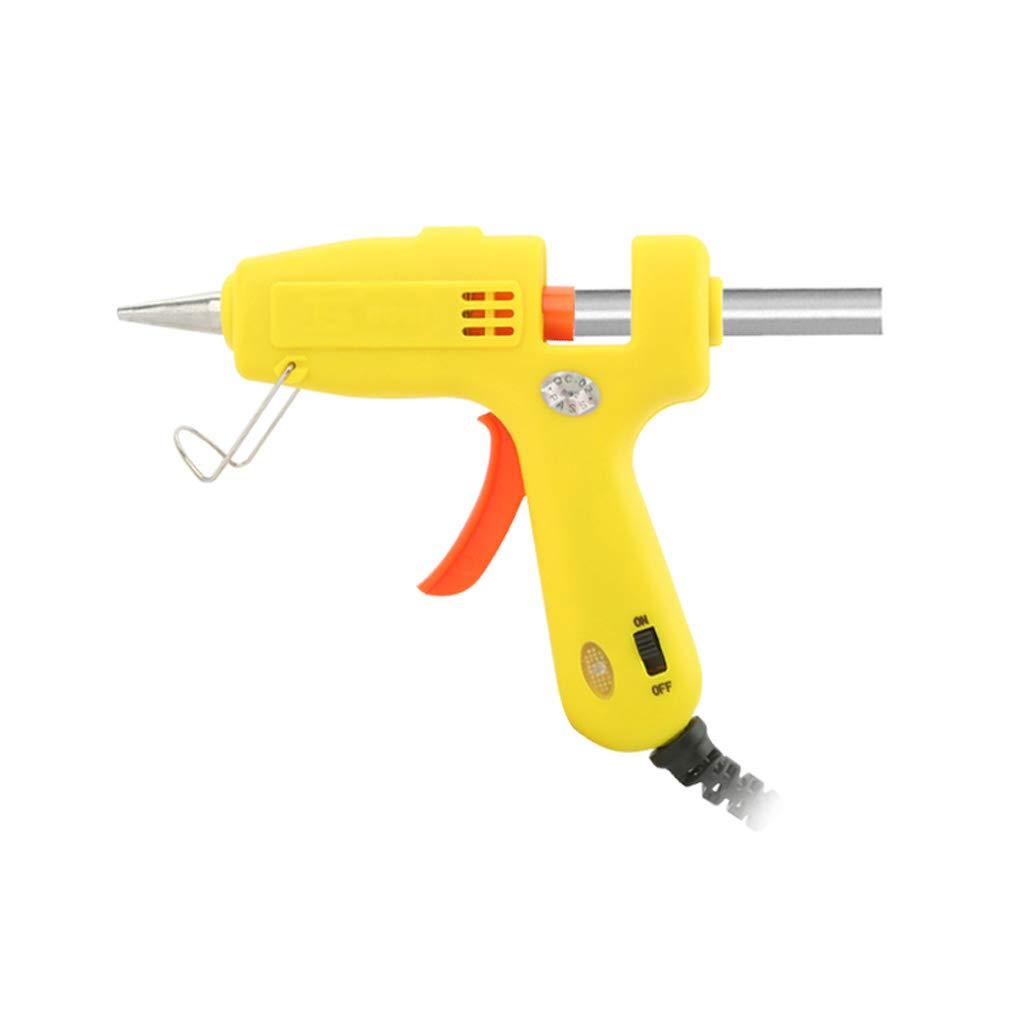 DONGYUA 20w Hot Melt Glue Gun Hand-Made 7mm Glue Stick Small Home Hot Melt Glue Grab Temperature