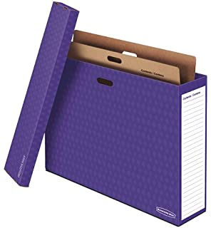 Bankers Box Classroom Chart Storage Box 23.00 X 32.75 X 7.75 (3380001)