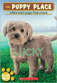 Lucky (Puppy Place Series) by Ellen (Lucky Dog Puppy)