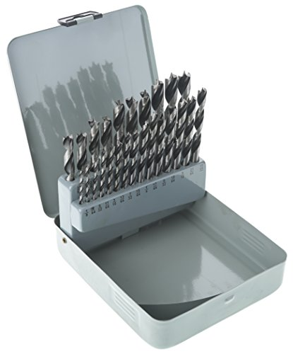 Steelex D1034 Deluxe Brad Point Bit Set, ()