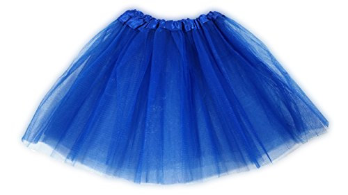 Dress Angel Up Dark (Tutu Ballet Party Dress Skirt for Girls and Toddlers - Ballerina or Princess Dress Up Pretend Play Costume (Dark)