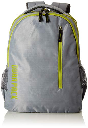 DURAPACK Ferry 26 Ltrs Grey Casual Backpack (F1GR)