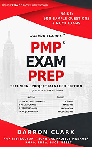 PMP Exam Prep: Technical Project Manager Edition (English Edition)