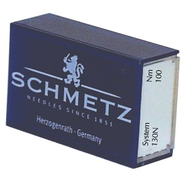 SCHMETZ Topstitch (130 N) Sewing Machine Needles - Bulk - Size 100/16 by Schmetz