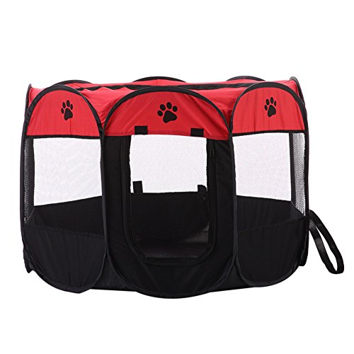 Bestmemories Anti-Bite Pet Playpen, Portable, Foldable, for sale  Delivered anywhere in Canada