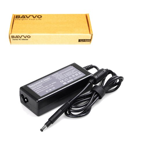 HP 677770-002 AC Adapter - Premium Bavvo® 65W Laptop AC Adapter Battery Charger