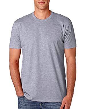 N6210 T-Shirt, Dark Heather Gray + Storm (2 Pack), X-Large
