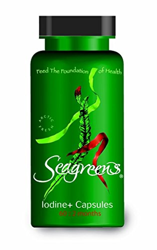 Seagreens® Iodine+ Capsules - 60 Capsules
