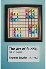 The Art of Sudoku Paperback