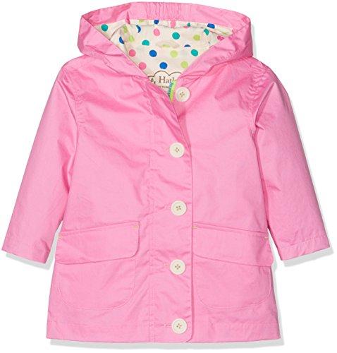 Hatley Girls Cotton Coated Raincoat