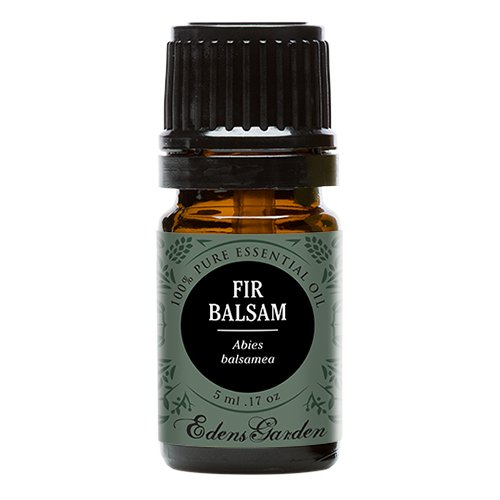 Fir Balsam Essential Oil – Eden's Garden