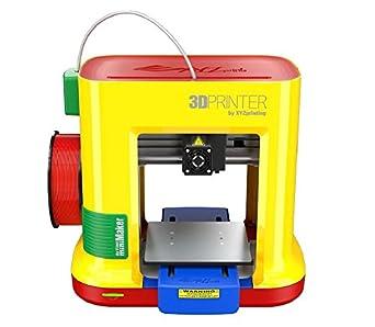 XYZプリンティング 3Dプリンター ダヴィンチ miniMaker  PLA/タフPLAに対応 無料の3Dモデリングソフトウェアをダウンロード (造形サイズ15×15×15cm)