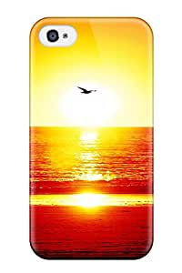 PgOfB9377PODpv Case Cover, Fashionable Iphone 4/4s Case - Romantic Beach