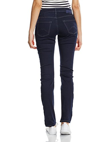 Soft 590 Mustang Blau Washed Bleu Jean Rinse Femme Slim Perfect amp; dqUWnqZv