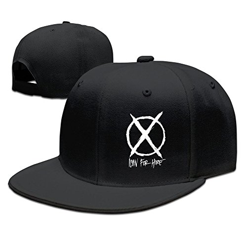 Icon For Hire Logo Fashion Fitted Hats (How To Wear A Santa Hat)
