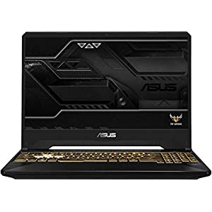 ASUS TUF Gaming FX505GD 15.6″ FHD Laptop GTX 1050 4GB Graphics (Core i5-8300H 8th Gen/8GB RAM/1TB SSHD + 256GB PCIe SSD/Windows 10 /Gold Steel/2.20 Kg), FX505GD-BQ316T