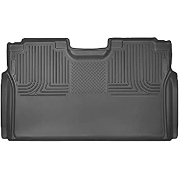 Husky Liners 2nd Seat Floor Liner Fits 15-17 F150(2017 F250/350) SuperCrew