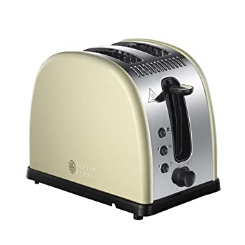 Russell Hobbs Legacy 2-Slice Toaster 21292 - Cream