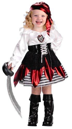 Petite Pirate Toddler Costume (Toddler Petite Pirate Costumes)