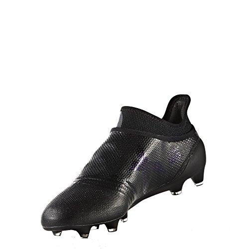 adidas Herren X 17+ PURESPEED FG Fußballschuh (Schwarz)