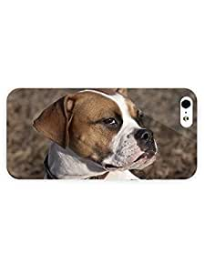 3d Full Wrap Case for iPhone 6 4.7 Animal Dog In The Sun45