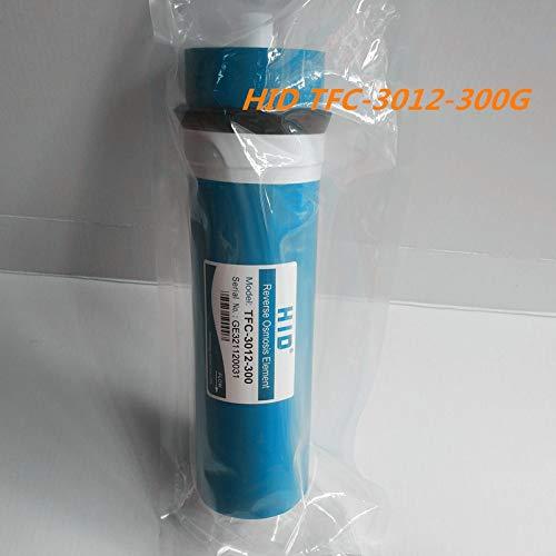 Fumak: 1pcs 300 GPD Reverse Osmosis Filter HID TFC-3012-300G Membrane Water Filters Cartridges ro System Filter - Pall Membrane Filters