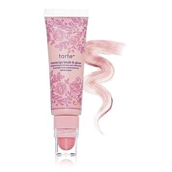 Tarte Cosmetics Maracuja Blush and Glow Brightening Luminizer and Cheek Tint 1.06 oz.