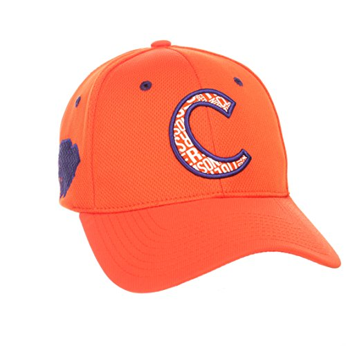 ZHATS NCAA Clemson Tigers Men's Rambler Hat, X-Large, Team Color
