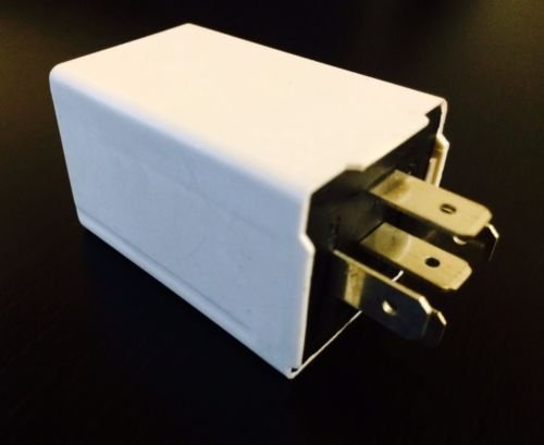 Overdrive Relay White 3523804 MTC New for Volvo 240 244 245 740 760 (Overdrive Relay)