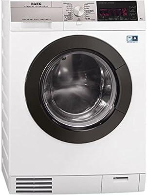 AEG - Lavadora secadora L99695HWD de 9 Kg y 1.600 rpm: Amazon.es ...