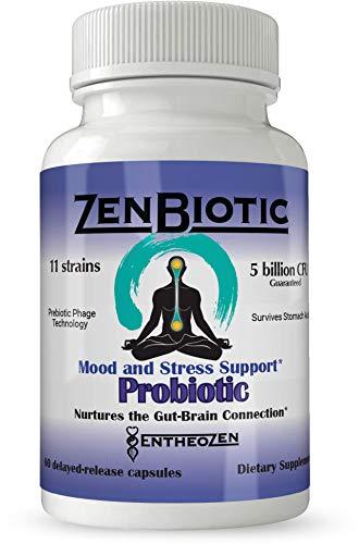 ZenBiotic Depression Prebiotics Technology Delayed Release product image