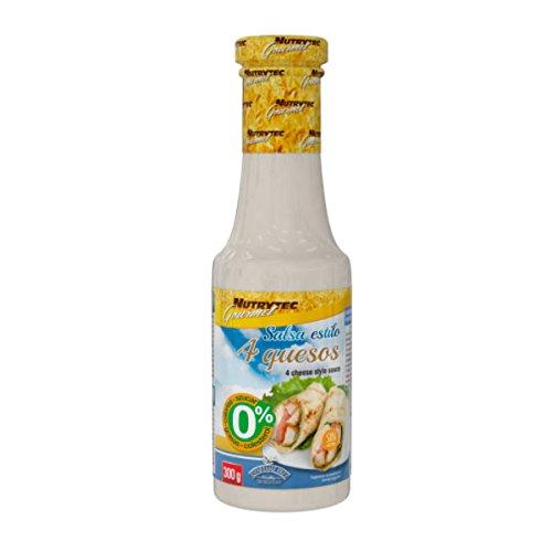 Nutrytec Gourmet Salsa Gourmet - 300 gr Mayonesa