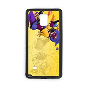 Samsung Galaxy Note 4 Cell Phone Case Black Disney The Hunchback of Notre Dame Character Clopin Trouillefou WTD Hard Cell Phone Case