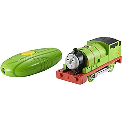 Fisher-Price Thomas & Friends TrackMaster, R/C Percy Train: Toys & Games