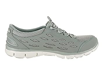 Skechers Womens Gratis - Breezy City Sneaker, Sage, Size 8.5 4